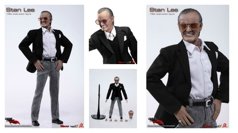 Das Toyz Stan Lee One Sixth Scale Figure