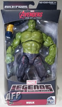 Marvel Legends Thanos wave - Iron Man, Hulk, and Captain America packaging (3 of 7)