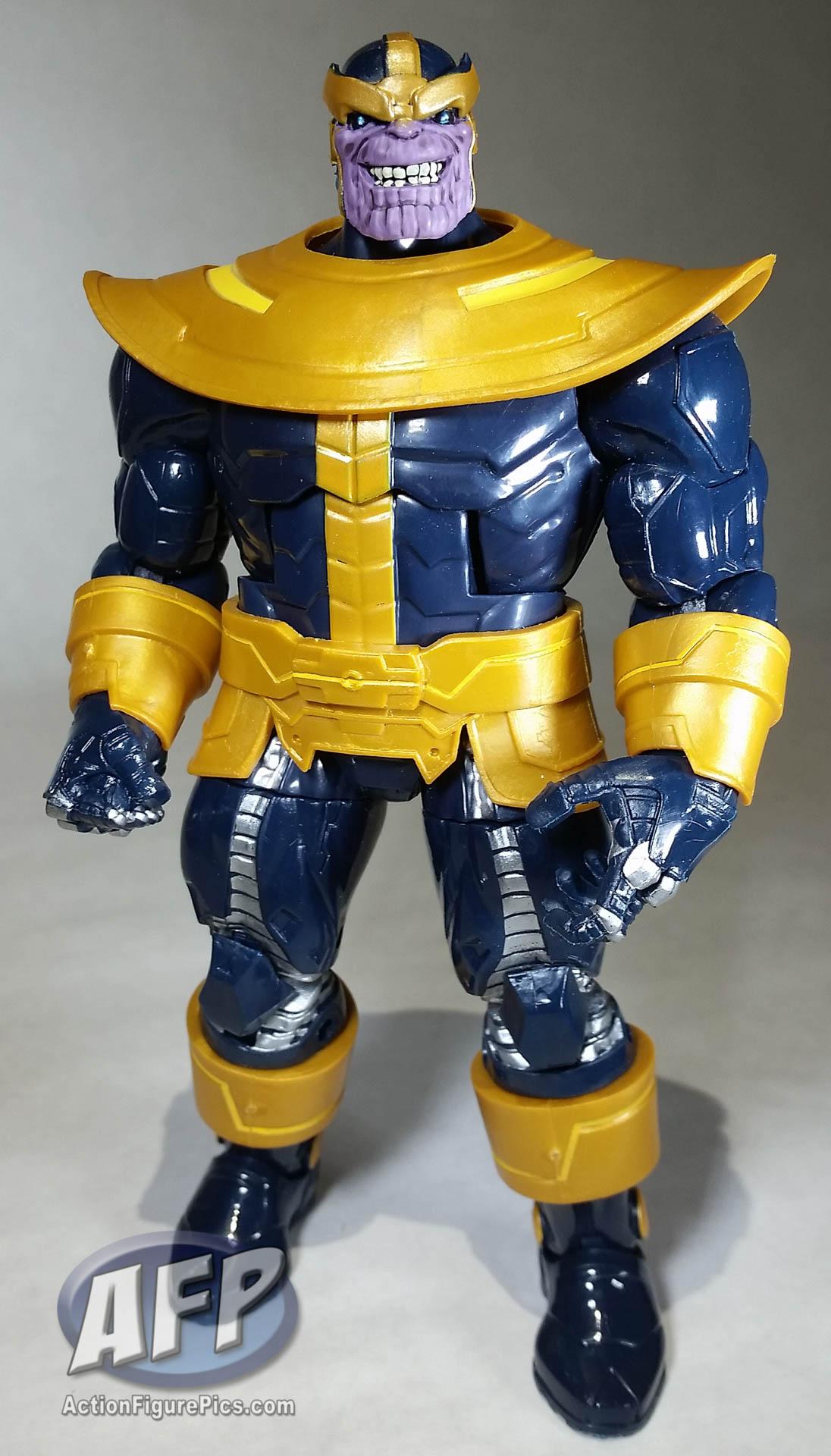 Iron Man, Hulk, Captain America