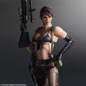 Square Enix Play Arts Kai Metal Gear Solid V Quiet 6
