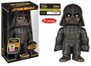 Hikari Star Wars - Darth Vader Matte Black