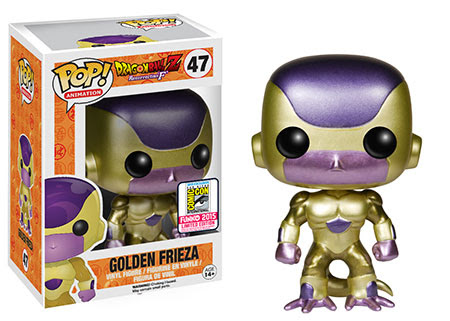 Pop! Animation Dragon Ball Z - Golden Frieza