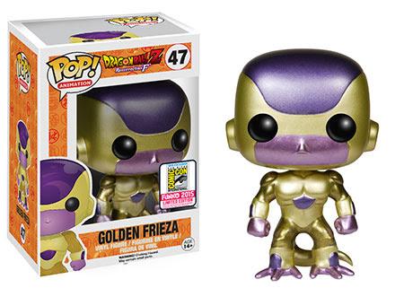 Pop! Animation Dragon Ball Z - Golden Frieza