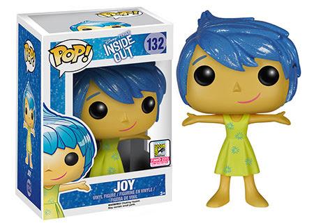 Pop! DisneyPixar Inside Out - Sparkle Hair Joy