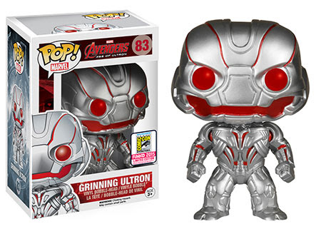 Pop! Marvel Avengers Age of Ultron - Grinning Ultron