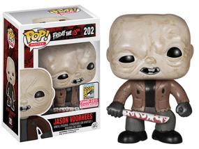 Pop! Movies Jason Voorhees Unmasked