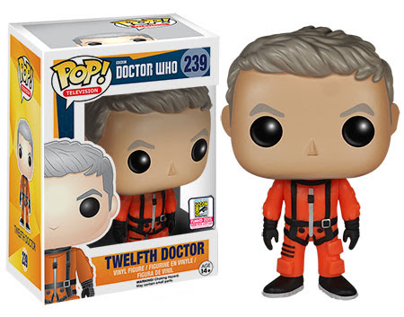 Pop! Television Doctor Who - Twelfth Doctor (Spacesuit)
