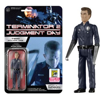 ReAction Terminator 2 - T1000 with Hook Arms