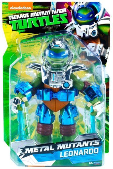 SDCC 2015 Playmates Teenage Mutant Ninja Turtles 11-inch Metal Mutants Leonardo exclusive