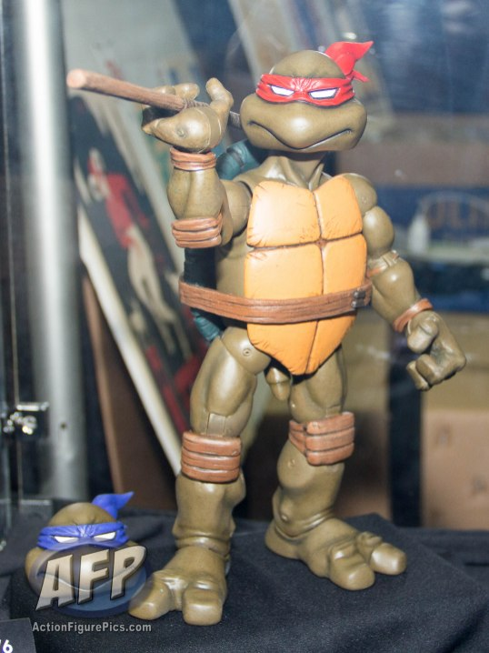 SDCC 2015 - Mondo One Sixth Scale Teenage Mutant Ninja Turtles (3 of 20)