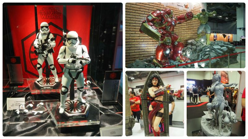 STGCC 2015 booth pics by Jedd