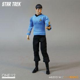 Mezco One 12 Collective Star Trek Spock 10