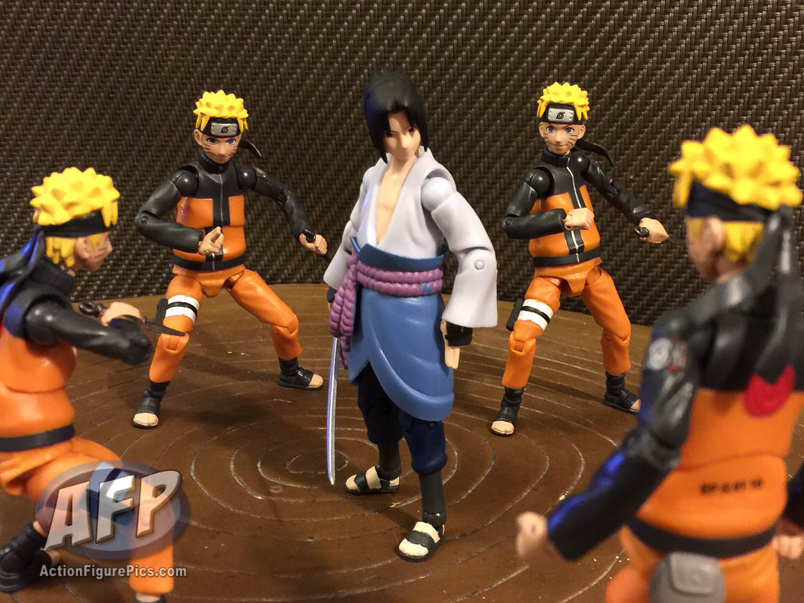 First Look! - Toynami Naruto Shippuden Sasuke - OMAKASE Exclusive