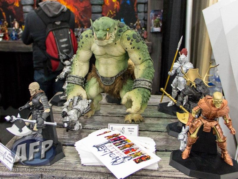 Toy Fair 2016 - Four Horsemen Mythic Legions (1 of 7)