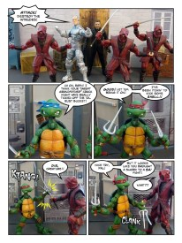 Daredevil - Gangsters and Ninjas and Turtles Oh My - page 24