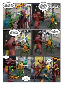 Daredevil - Gangsters and Ninjas and Turtles Oh My - page 25