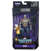 MARVEL GUARDIANS OF THE GALAXY VOL. 2 LEGENDS SERIES 6-INCH Figure Assortment (Drax) - in pkg