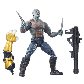 MARVEL GUARDIANS OF THE GALAXY VOL. 2 LEGENDS SERIES 6-INCH Figure Assortment (Drax) - oop