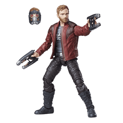 MARVEL GUARDIANS OF THE GALAXY VOL. 2 LEGENDS SERIES 6-INCH Figure Assortment (Star-Lord) - oop