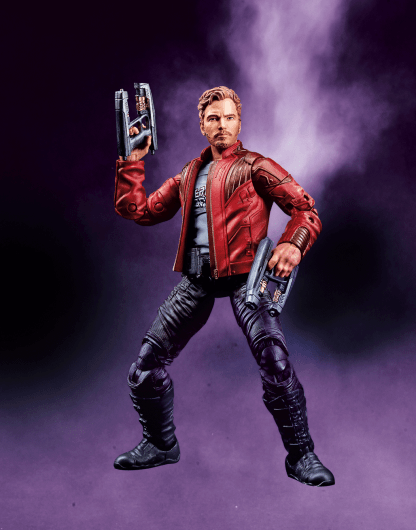 MARVEL LEGENDS 6-INCH GUARDIANS OF THE GALAXY VOL. 2-PACK - Star-Lord