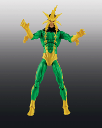 SPIDER-MAN SINISTER 6 3.75-Inch Amazon Exc - Electro (oop)