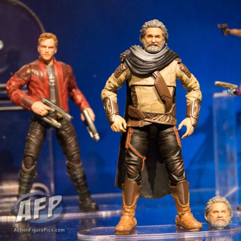 Toy Fair 2017 Marvel Legends Guardians of the Galaxy Ego Star-Lord 2-pack (1 of 8)