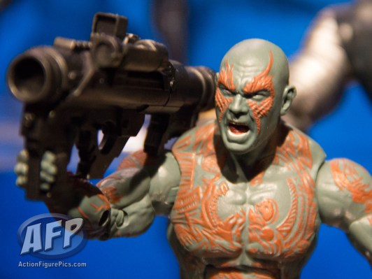 Toy Fair 2017 Marvel Legends Guardians of the Galaxy wave 1 (5 of 7)