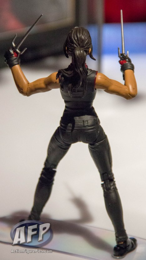Toy Fair 2017 Marvel Legends Netflix Marvel Knights (14 of 16)
