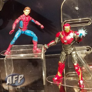 Toy Fair 2017 Marvel Legends Spider-Man Iron Man 2-pack (1 of 3)