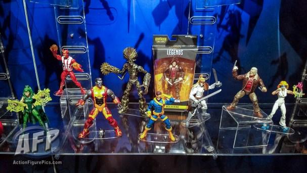 Toy Fair 2017 Marvel Legends X-Men wave 1