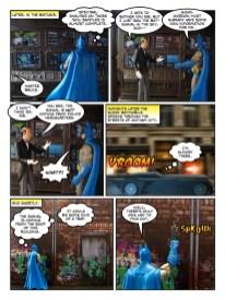 Batman - Outsiders - page 05