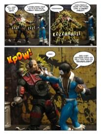 Batman - Outsiders - page 22