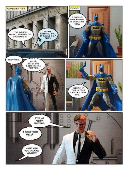 Batman - The Two Faces of Death - page 14