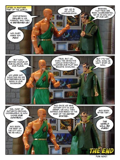 Batman - The Two Faces of Death - page 33