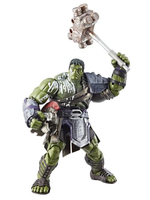 MARVEL THOR RAGNAROK LEGENDS SERIES 6-INCH Figure Assortment - Hulk BAF (2)