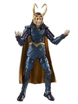 MARVEL THOR RAGNAROK LEGENDS SERIES 6-INCH Figure Assortment - Loki (oop-2)