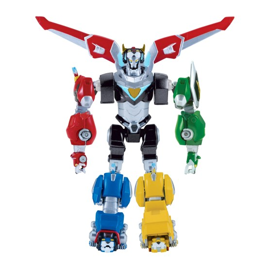67010 Metal Defender Combined Lions to Voltron