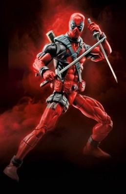 Marvel Deadpool Legends Series 6-inch Deadpool