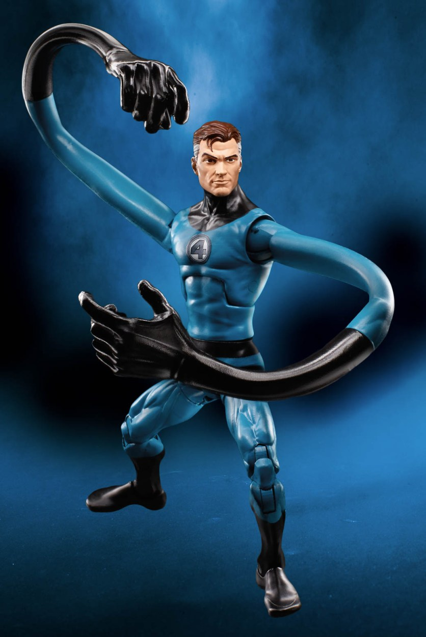 Marvel Legends Series 6-inch Mr. Fantastic - exclusive