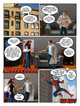 Spider-Man - A Friend in Need - page 32