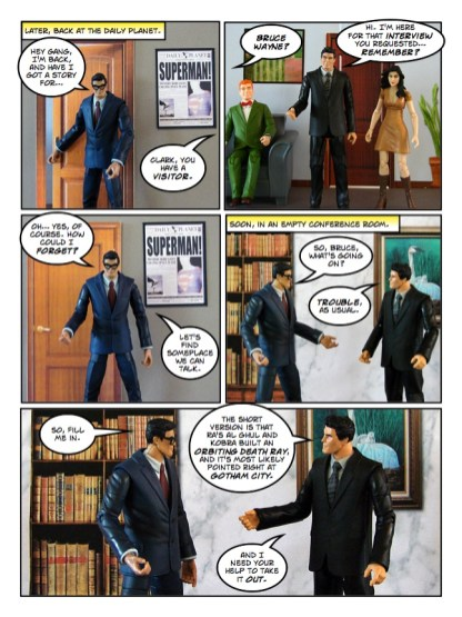 Batman and Superman - World's Finest - Page 13