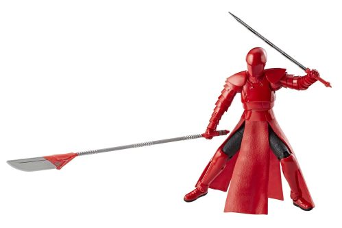 STAR WARS THE BLACK SERIES 6-INCH ELITE PRAETORIAN GUARD FIGURE