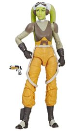 STAR WARS THE BLACK SERIES 6-INCH Figure Assortment (Hera Syndulla)