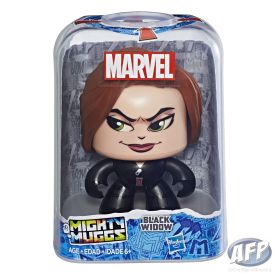 MARVEL MIGHTY MUGGS Figure Assortment - Black Widow (in pkg)