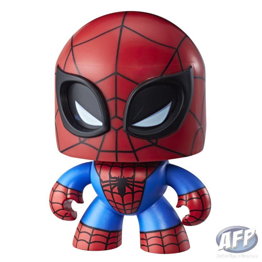 MARVEL MIGHTY MUGGS Figure Assortment - Spider-Man (3)