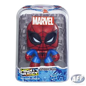 MARVEL MIGHTY MUGGS Figure Assortment - Spider-Man (in pkg)