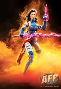 Marvel Legends 6-Inch Figure (Psylocke)