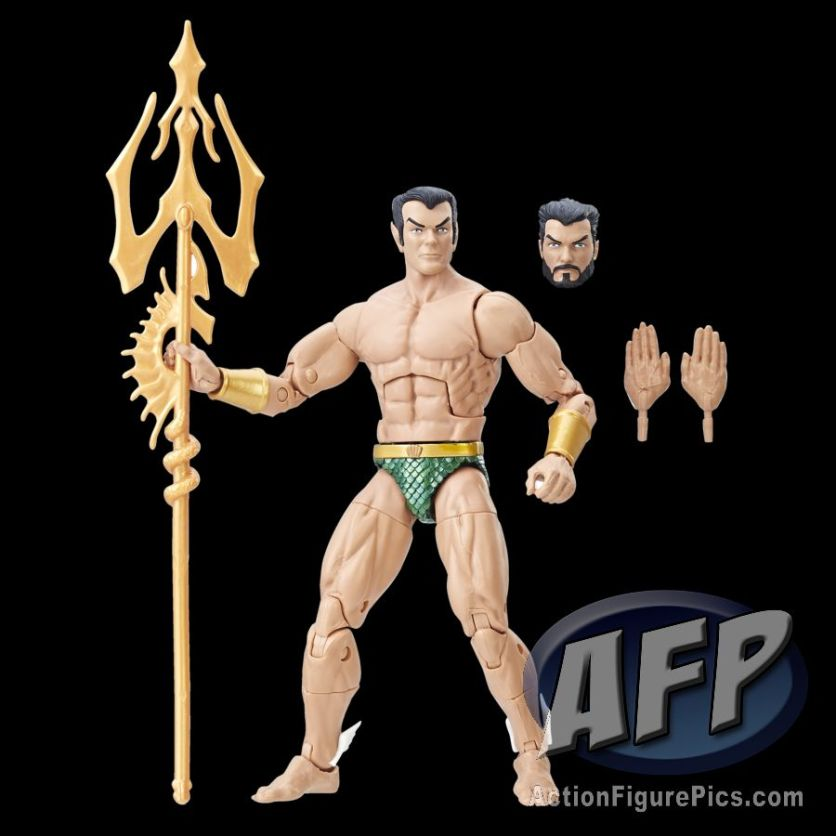 Marvel Legends 6-Inch Figure (Sub-Mariner)