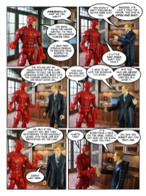 Daredevil - The Wakanda Conspiracy - page 09