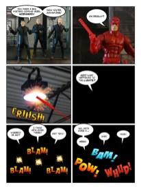 Daredevil - The Wakanda Conspiracy - page 16